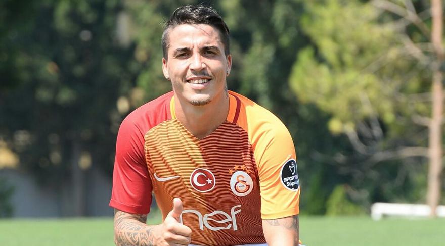 Galatasaray Josue'yi resmen açıkladı