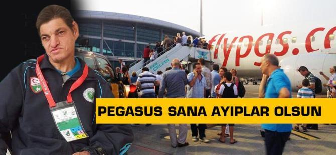 Pegasus Havayolları'ndan Tahir Yüksel açıklaması
