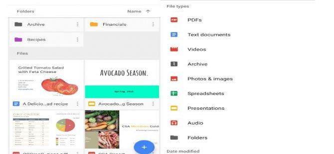 Eski Android Sürümlerine Google Drive Desteği Yok