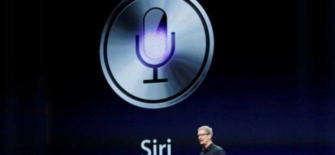Siri'nin sesi değişiyor!