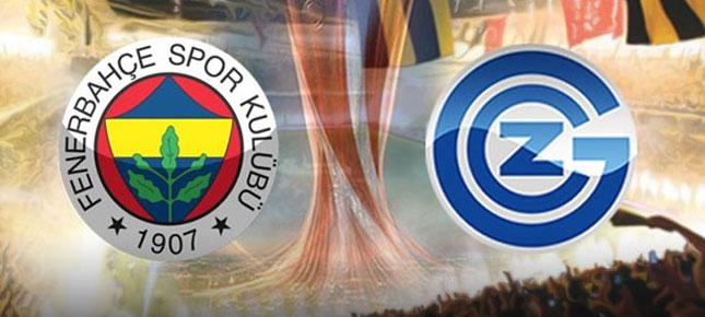 Grasshoppers Fenerbahçe maçı canlı izle