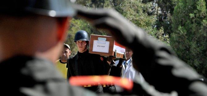 1964 kayıplarından Ziya Yusuf askeri törenle defnedildi