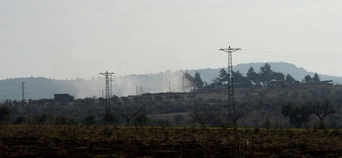 Türkiye YPG hedeflerini vurdu