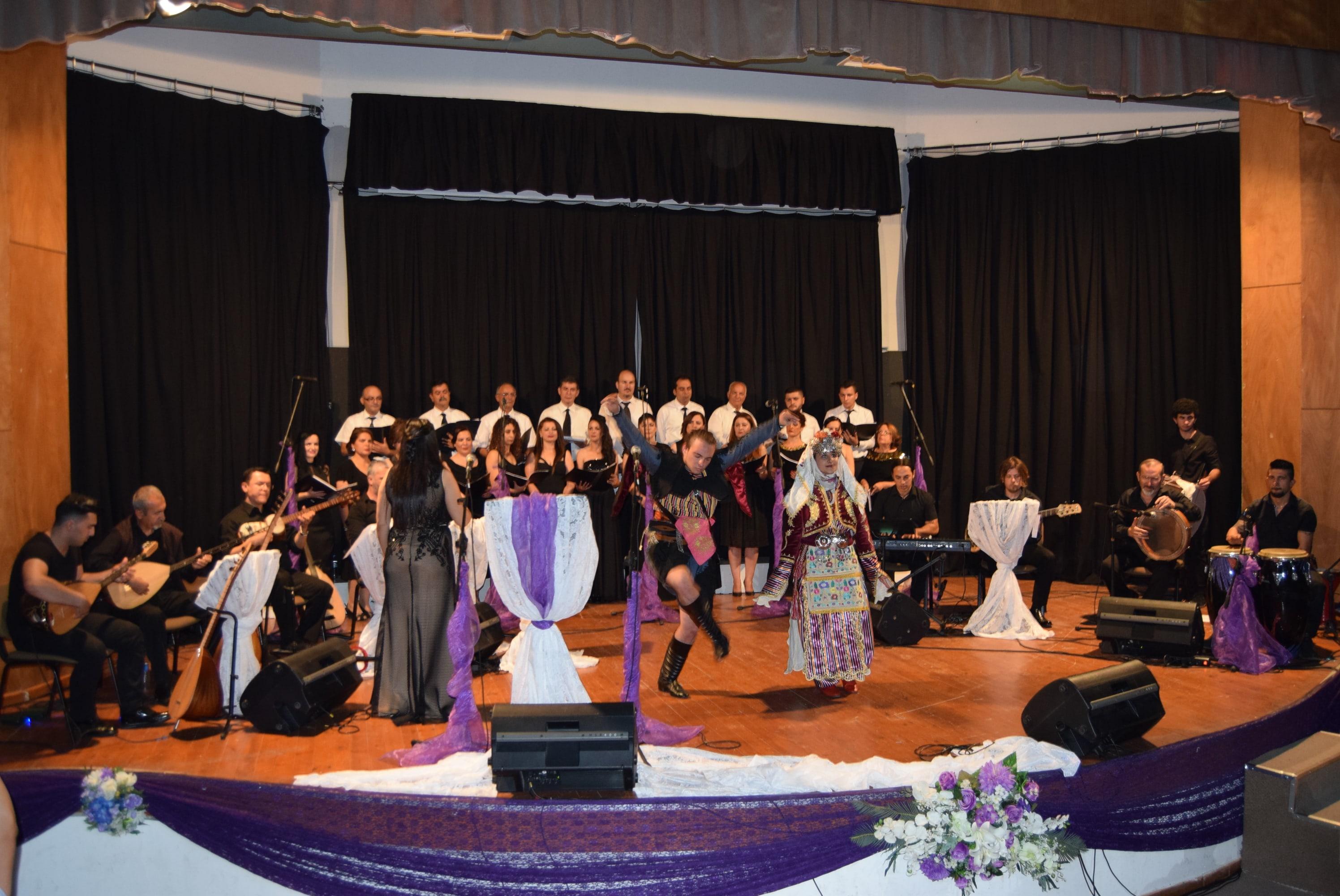 LBO Halk Müziği Korosu'na kayıtlar başladı