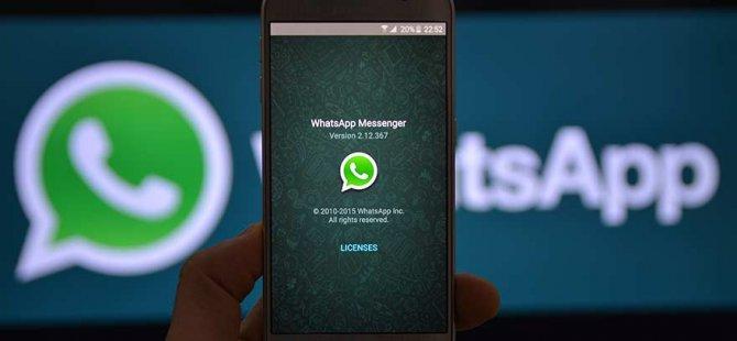 WhatsApp'tan gizlilik politikası uyarısı geldi