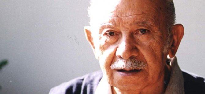 Türk edebiyatının çınarı Vedat Türkali hayatını kaybetti!