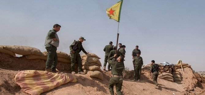 Reuters: YPG, Fırat'ın batısındaki Menbiç'e yığınak yapıyor