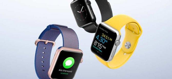 Apple Watch 2'nin bataryası sızdı