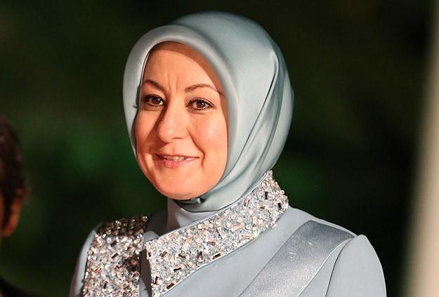 """Hayrünnisa Gül'e """"Şehit Benazir Butto Mükemmeliyet Ödülü"""""""