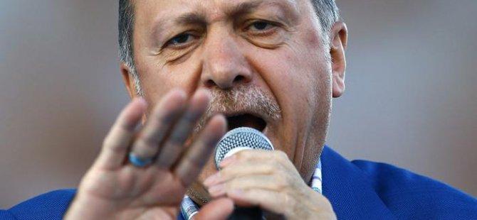 Erdoğan: YPG'ye operasyonlar devam edecek