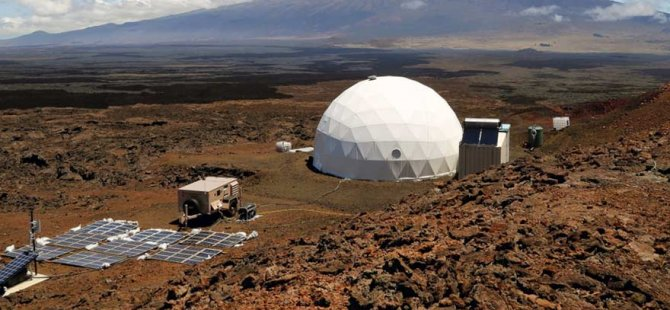 NASA Mars simülasyonunu tamamladı