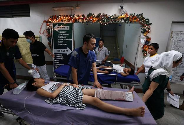 Filipinler'de kanlı yılbaşı