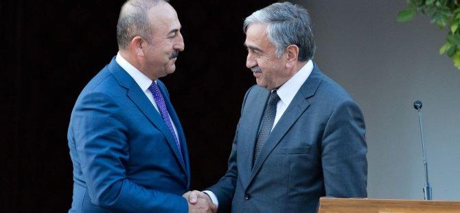 Ankara'dan Lefkoşa'ya güçlü destek