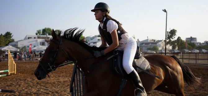 2. Noyanlar Engelli At Yarışı tamamlandı