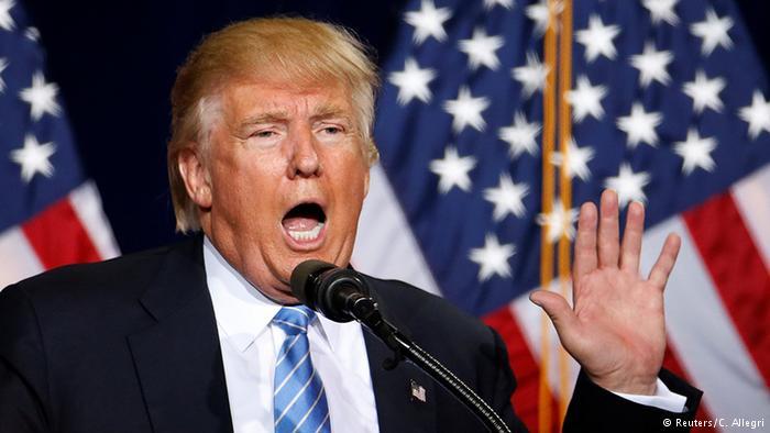 """Trump'ın """"müstehcen"""" sözlerine tepki büyüyor"""