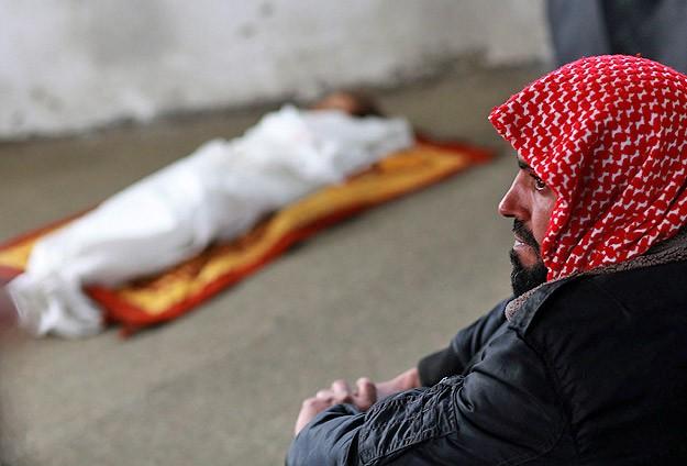 Filistin'de 2013'te İsrail saldırıları nedeniyle 36 Filistinli öldü