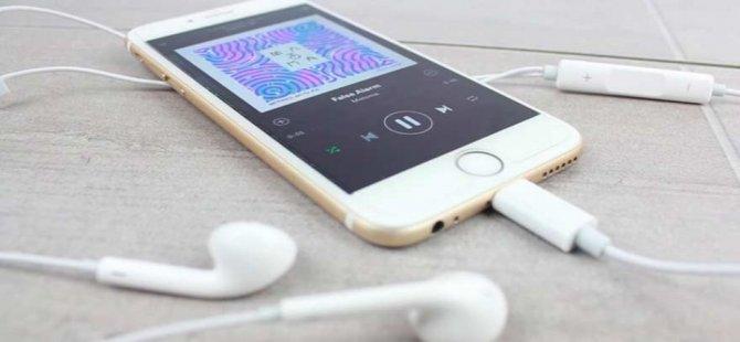 iPhone 7'nin kulaklık girişi olmayacak!