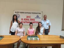 Şampiyon Nilhan Yildiran