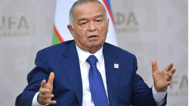 Özbekistan Devlet Başkanı Kerimov öldü