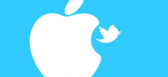Apple Twitter'ı daha aktif mi kullanacak?
