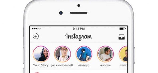 Instagram Stories'te tavsiye dönemi başlıyor