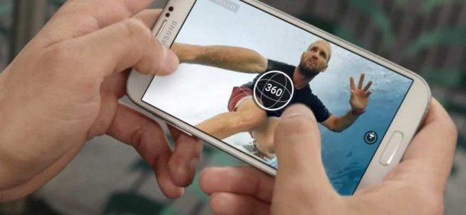 Faceobook yeni nesil 360 derece videolar için harekete geçti