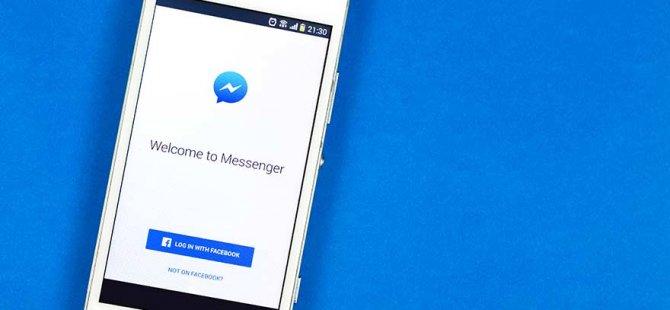 Facebook Messenger için yeni özellik
