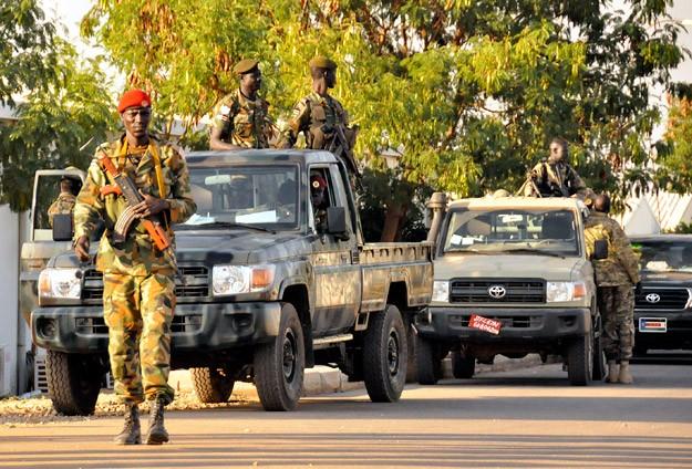 Güney Sudan'da ordu birlikleri harekete geçti