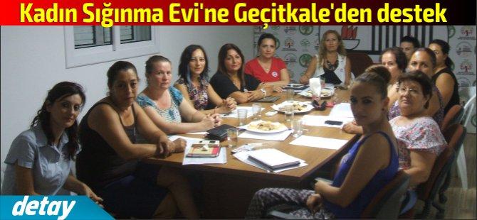 25 Kasım'a kadar 25 Bin imza kampanyasına Geçitkale'den destek