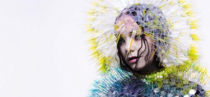 Björk'ün 'Sanal Gerçeklik' sergisi Avrupa'ya geliyor