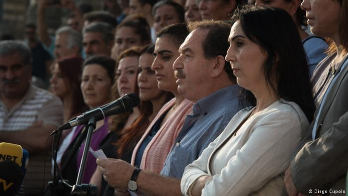Kürt siyasetçilerin açlık grevi başladı