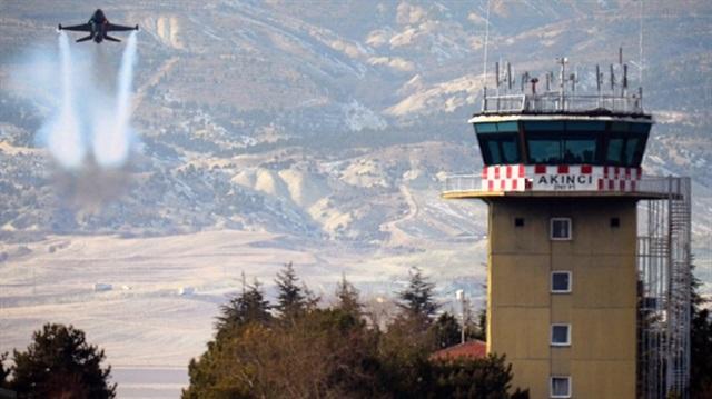 Hava Kuvvetleri 'Akıncı' üssü adını 'Mürted' olarak değiştirdi