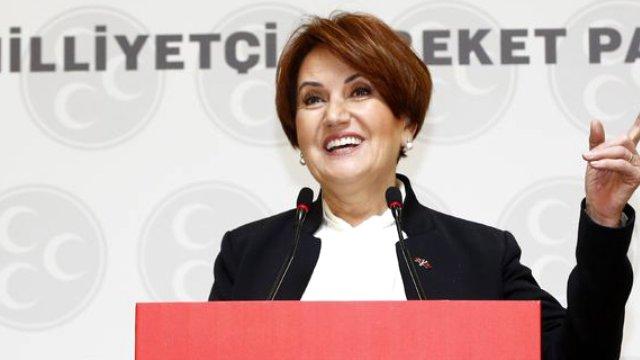 MHP Disiplin Kurulu Meral Akşener'i ihraç etti