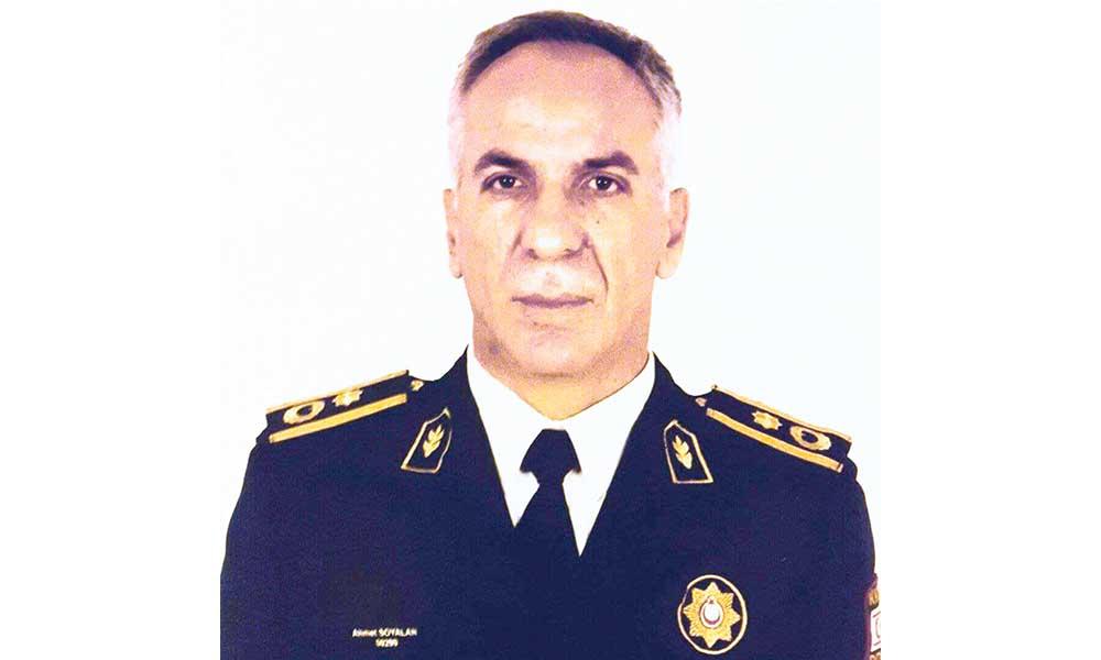 Lefkoşa Polis Müdür Yardımcısı Ahmet Soyalan oldu