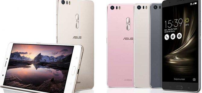 ASUS Zenfone 3 fiyatları belli oldu!