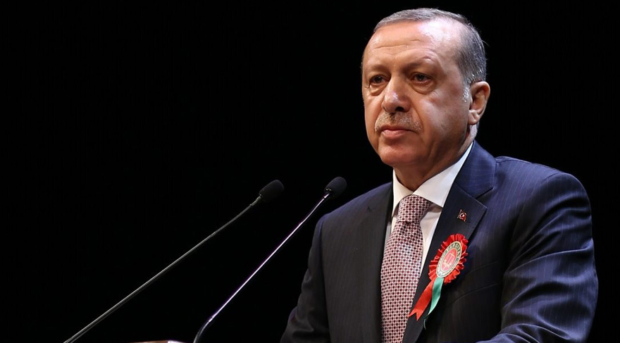 Erdoğan: At izi, it izine karışmış vaziyette.
