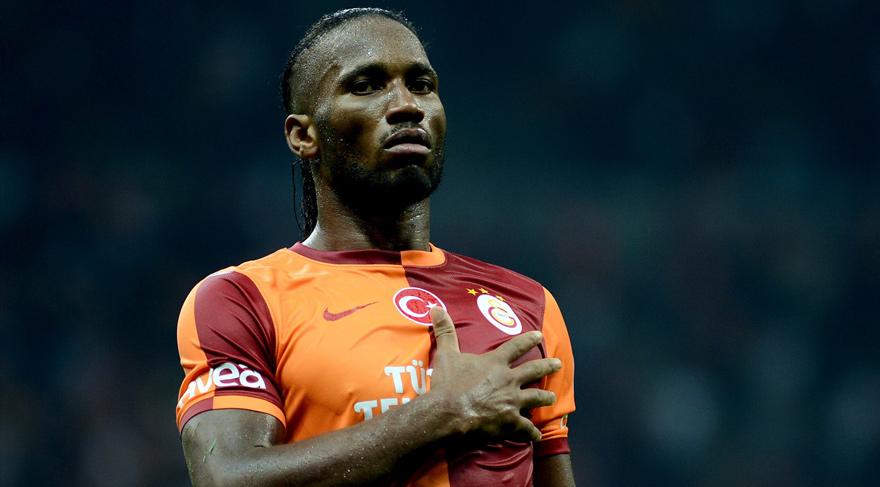 Didier Drogba Galatasaray'da bırakmak için mesaj yolladı