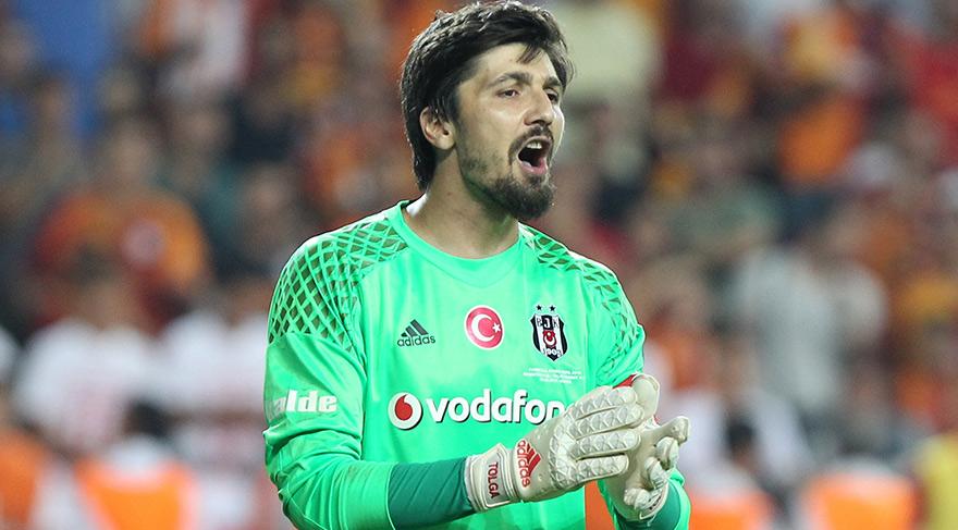 Beşiktaş'ın kalesinde değişiklik