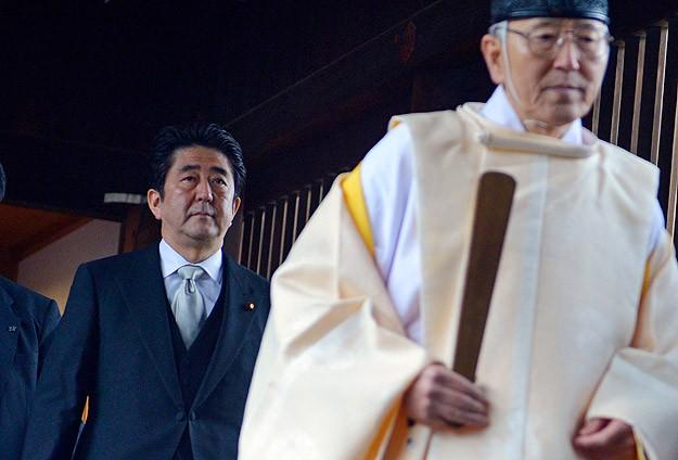 Çin'den Abe'nin çağrısına cevap