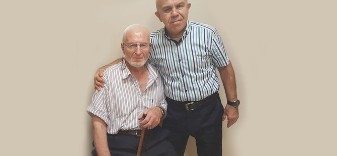 80 yaşında kanseri yendi