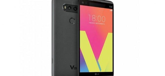 LG V20 tanıtıldı!
