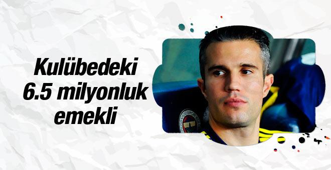Fenerbahçe'de 6.5 milyon euroluk emekli!