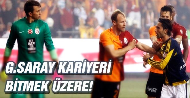 Galatasaray'da Semih Kaya dramı
