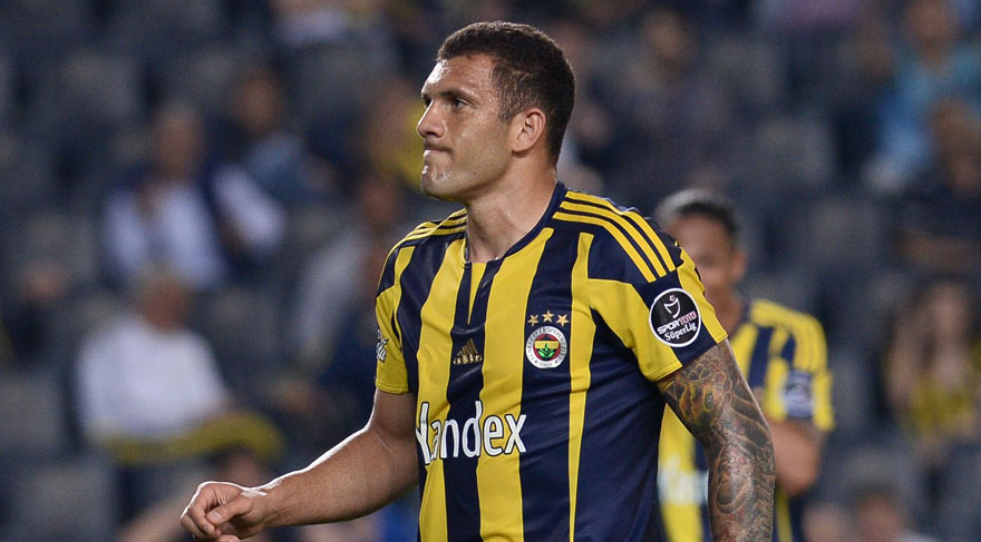 Fernandao Fenerbahçe'den ayrılıyor