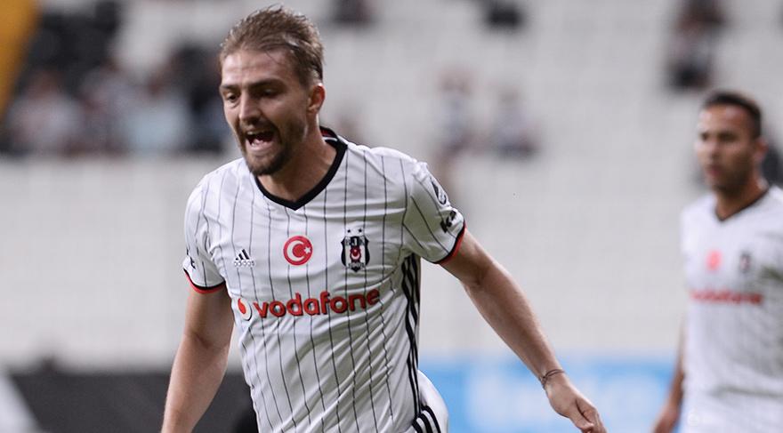 Caner Erkin: Beşiktaş'ta huzur buldum