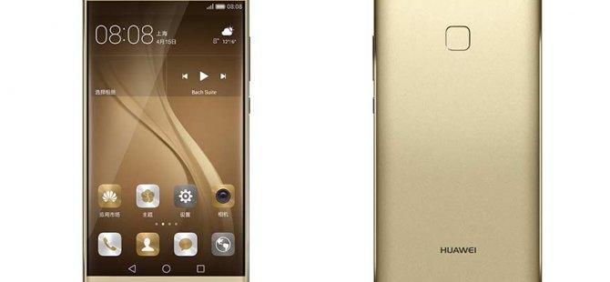 Huawei P9 yeni rengiyle Türkiye'de