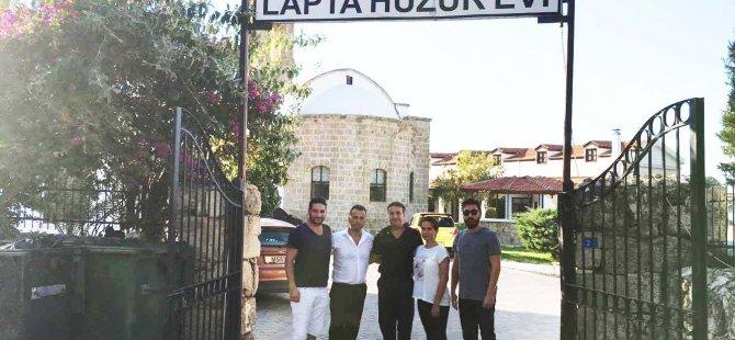Türk Birliği Dayanışma Derneği Lapta Huzurevi'ni ziyaret etti