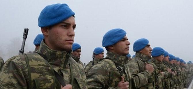 """""""Türk askeri mavi bere giydi diye iyi olamayız"""""""