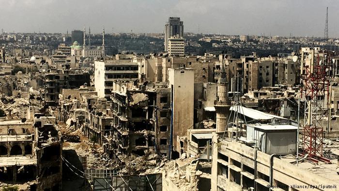 Suriye'de ateşkese ilk gece uyuldu