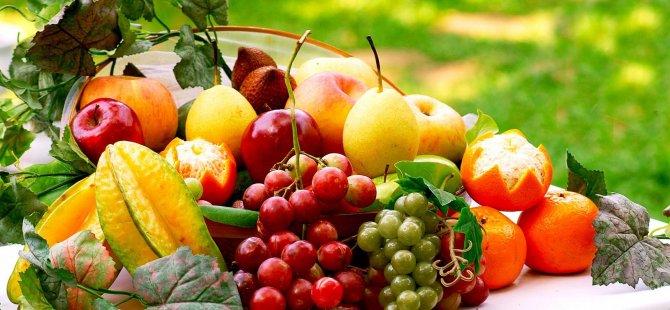 Meyve ve sebze ateş pahası